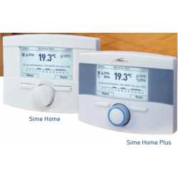 Thermostat programmable filaire SIME home plus